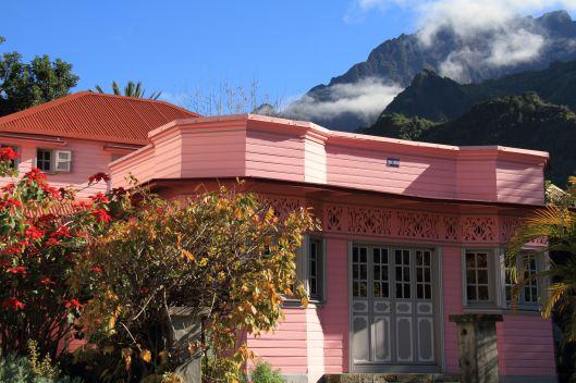 Case Créole à Cilaos Île de la Réunion