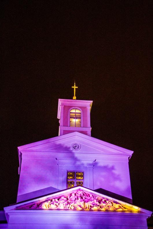 Cathedral Saint-sauveur, Reunion Island, Saint-Denis