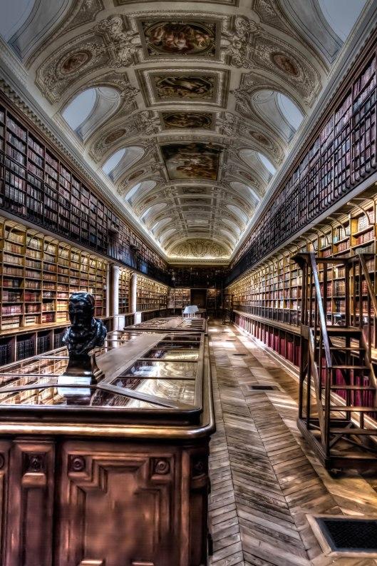 Bibliothèque Sénat